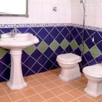 Moderní koupelna od Sapho
