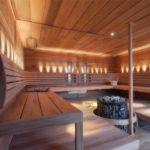 Pobyt v domácí finské sauně vám v létě prospěje