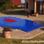 Krycí plachty na bazén a jejich výhody